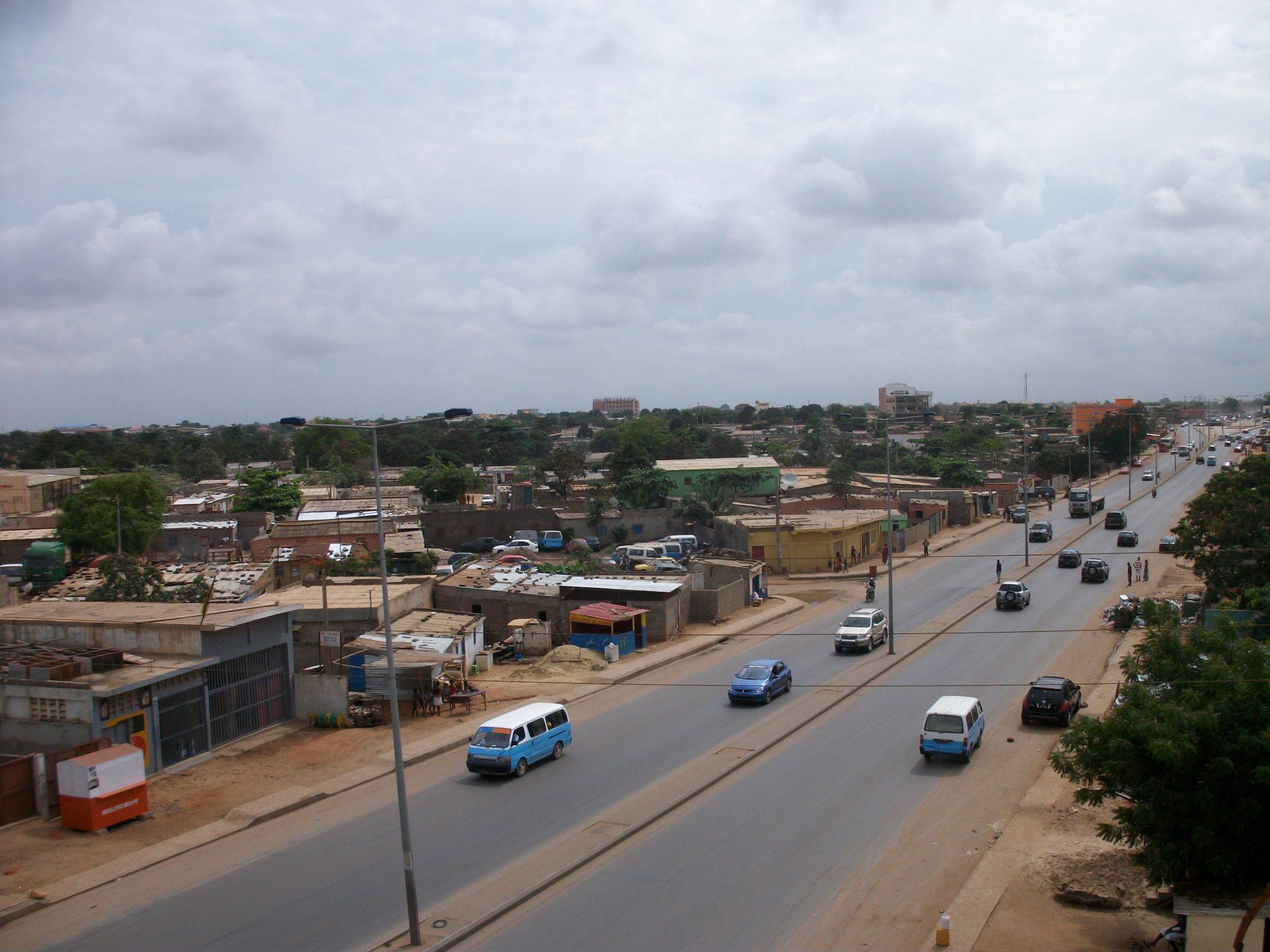 Avenida N'Gola Kiluange e Conclusão do Troço Cuca