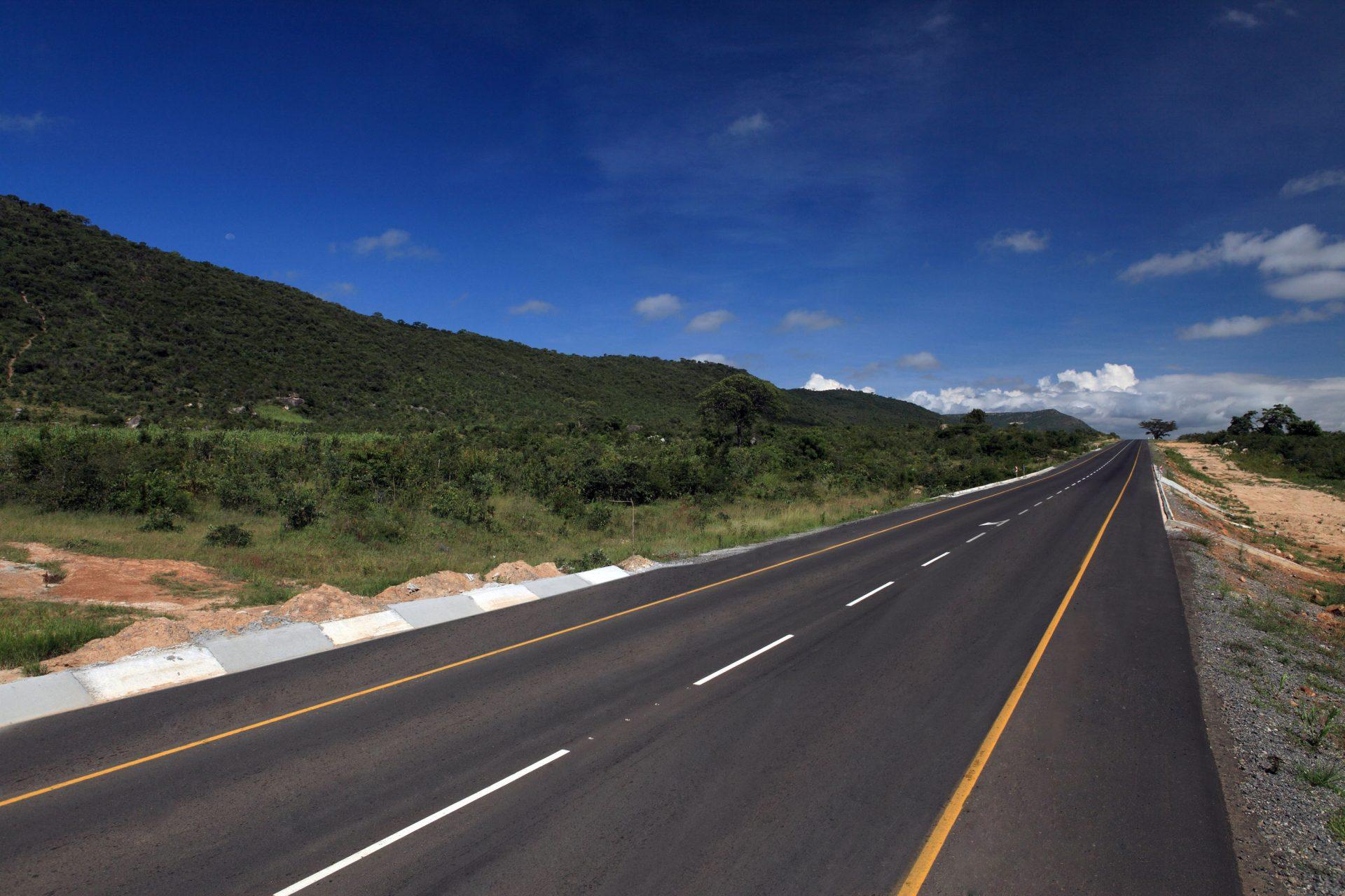 Estrada Ondjiva / Lubango -Troço